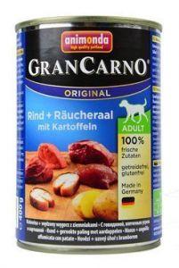 ANIMONDA GRANCARNO Adult - uzený úhoř + brambory 400g