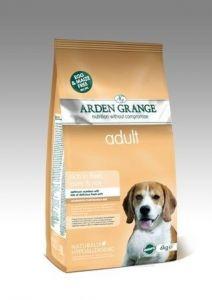 Arden Grange Dog Adult Pork & Rice 2x12kg + PAMLSEK ZDARMA