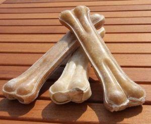 Přírodní kost 21-22cm