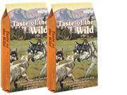 Taste of the Wild High Prairie Puppy 2x13kg