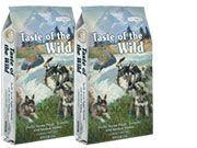 Taste of the Wild Pacific Stream Puppy 2x13 kg
