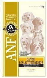 ANF Canine Senior Low Aktivity 3kg