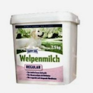 HAPPY DOG Welpenmilch Regular sus.mleko 2.5kg