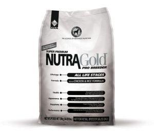 NUTRA GOLD Breeders Bag 20 kg