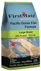 Firstmate Pacific Ocean Fish Large Breed 6,6kg + Pamlsek ZDARMA