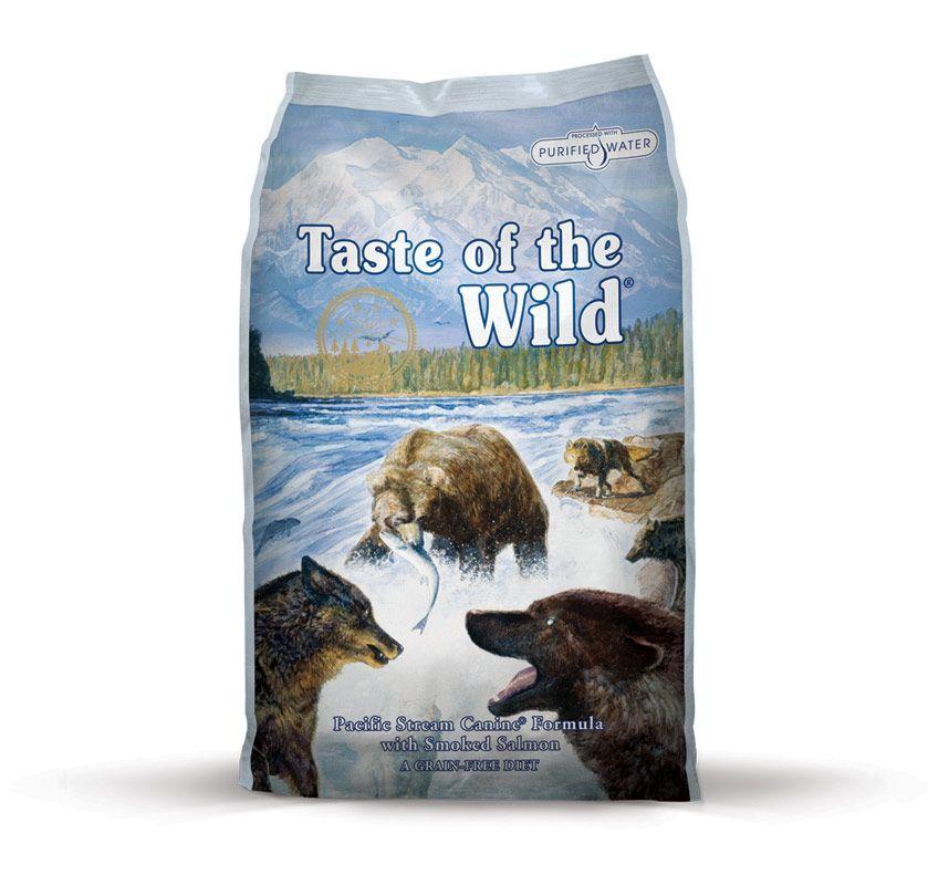 Taste of the Wild Pacific Stream 13kg Diamond Pet Foods
