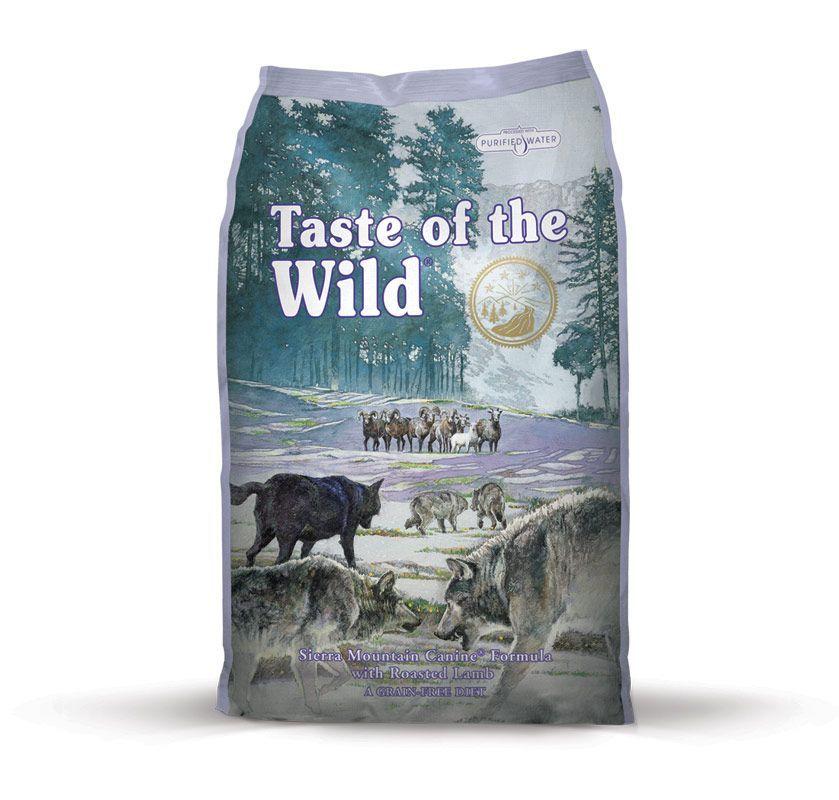 Taste of the Wild Sierra Mountain 13kg Diamond Pet Foods