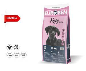 EUROBEN 30-16 Puppy 20kg + Sušené maso 75g ZDARMA
