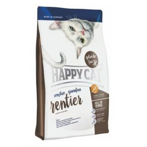 Happy Cat Sensitive Grainfree Rentier 1,4kg