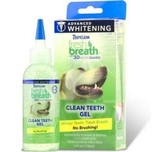TROPICLEAN bělící gel na zuby Fresh Breath 118ml