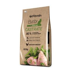 FITMIN CAT PURITY CASTRATE - 0,4kg