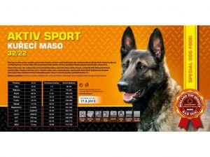 Bardog Aktiv Sport 15kg