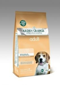 Arden Grange Dog Adult Pork & Rice 2x12kg + PAMLSEK ZDARMA