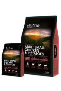 Profine NEW Dog Adult Small Chicken & Potatoes 10 kg