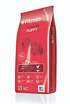 Fitmin Dog Medium Puppy 2x15kg