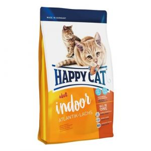 Happy Cat Indoor Atlantik-Lachs 10kg