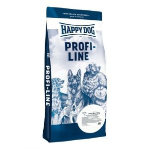 Happy Dog Profi-Line Adult Mini 18kg + Perfecto Dog Masové plátky (20ks/200g) ZDARMA