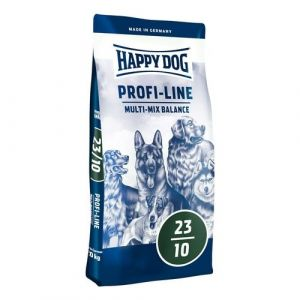 Happy Dog Profi-Line Multi-Mix Balance 20kg + Sušené maso 75g ZDARMA