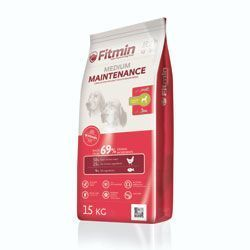 Fitmin Dog Medium Maintenance 3x15kg + Pochoutka 250g ZDARMA
