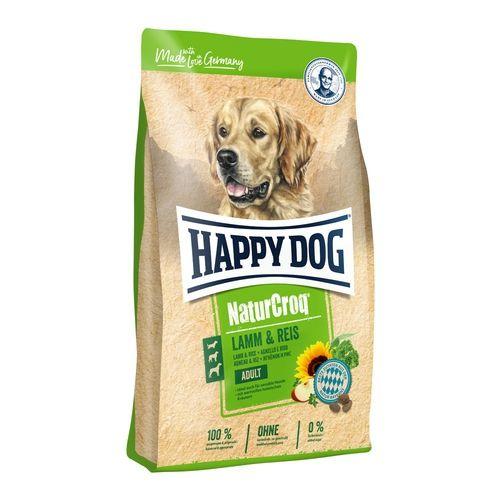 HAPPY DOG NATUR Croq Lamm&Reis 2x15kg