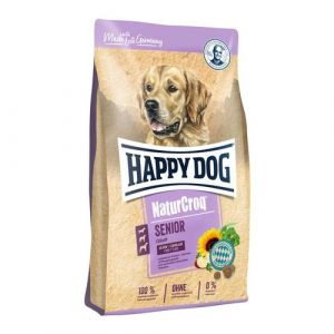 HAPPY DOG NATUR Croq Senior 2x15kg + Pochoutka 250g ZDARMA