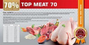 Bardog Top Meat 70 - 2x15+2 kg
