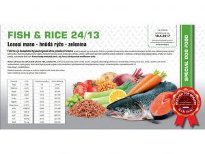 Bardog Fish & Rice 2x12kg