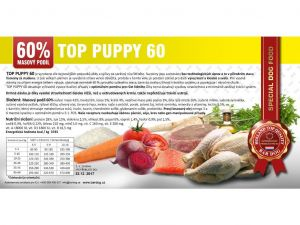 Bardog Top Puppy 60 2x15kg