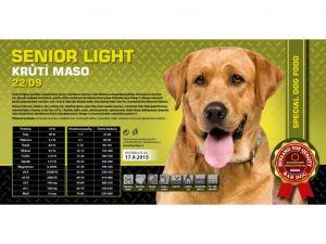 Bardog Senior & Light 2x15kg