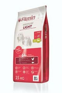 Fitmin Dog Medium Light 2x15kg + Pochoutka Denta Stix