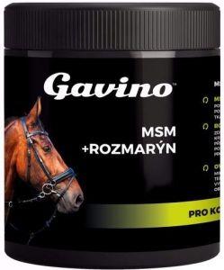 Gavino MSM+Rozmarýn 500g Expirace: 10/10/18