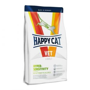 Hapy Cat  VET Dieta Hypersensitivity 4 kg