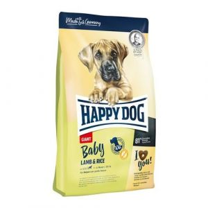 Happy Dog Baby Giant Lamb & Rice 2x15kg
