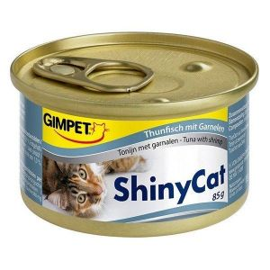 SHINY CAT konzerva tunak 70g