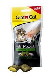GIMCAT Nutri pockets šanta a multi pasta 60g