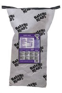 BARKING HEADS Puppy Days NEW 2x18kg