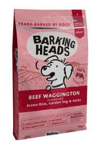 BARKING HEADS Beef Waggington 2x12kg