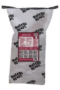 BARKING HEADS Golden Years NEW 2x18kg