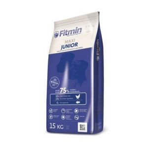 Fitmin Dog Maxi Junior 15kg + Pochoutka Denta Stix