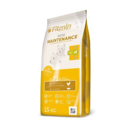 Fitmin Dog Mini Maintenance 15kg