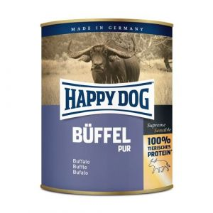 HAPPY DOG Buffel Pur - bůvolí 800g