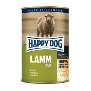 HAPPY DOG  Lamm Pur - jehněčí 400g