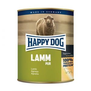 HAPPY DOG  Lamm Pur - jehněčí 800g