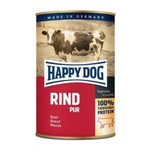 HAPPY DOG  Rind Pur - hovězí 400g