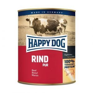 HAPPY DOG  Rind Pur - hovězí 800g