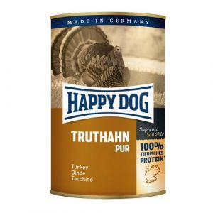 HAPPY DOG  Trutham Pur - krůtí 400g