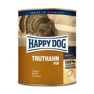 HAPPY DOG  Trutham Pur - krůtí 800g