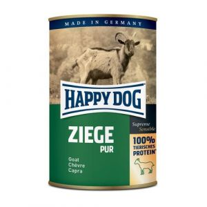 Happy Dog Ziege Pur - kozí  400g