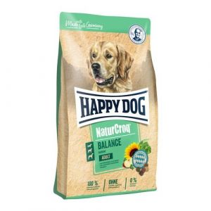 HAPPY Dog NATUR Croq Balance 3x15kg