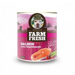 Farm Fresh Salmon with Cranberries 375g 5+1 ZDARMA